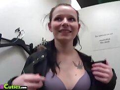 زیبا, پرستار لباس سکسی زنان و دو را cocks قوی