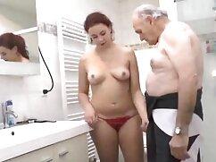 نیمه چربی با سکس در لباس خواب زن و شوهر